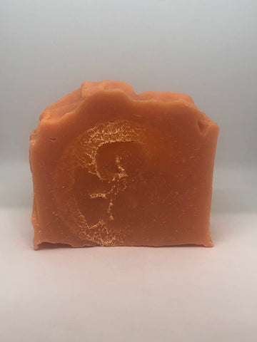 Satsuma Loofah Bar Soap