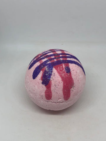 Pink Bubble Gum Bath Bomb