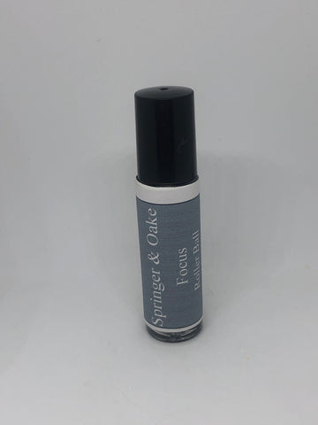 Focus Essential Oil Rollerball