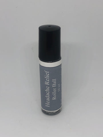 Headache Relief Essential Oil Rollerball