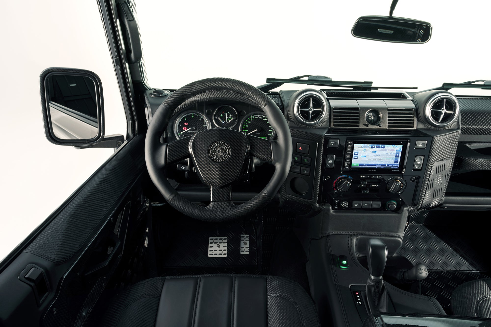 ARES Design for Land Rover Defender