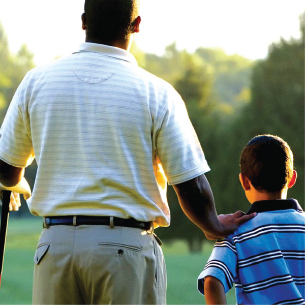 10 REASONS YOUR CHILDREN SHOULD GOLF!
