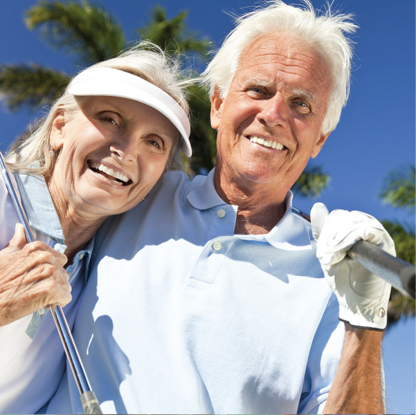 10 REASONS SENIOR SHOULD GOLF!