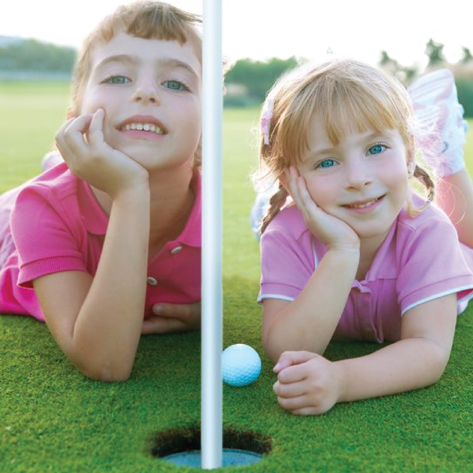 Junior Golf Range Membership