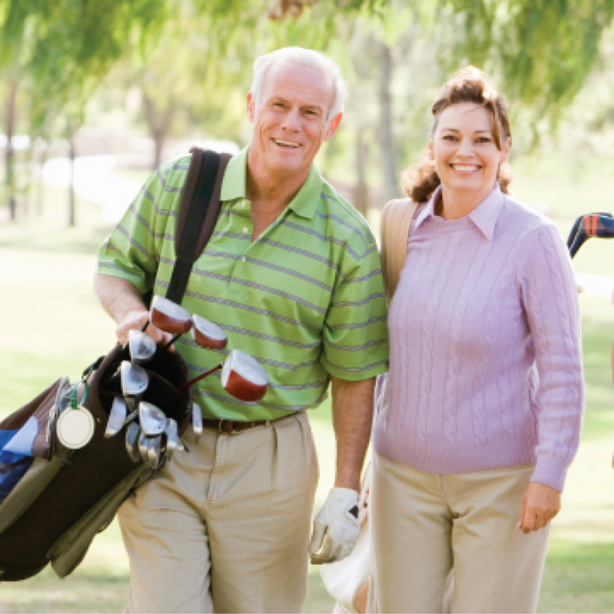 Senior Golf Range Membership