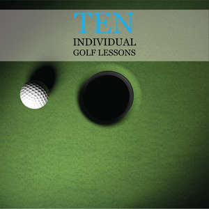 Series of Ten Golf Lessons