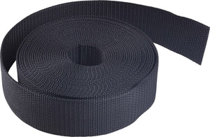"2"" Nylon Webbing, Medium Stiffness (25 ft Package)"