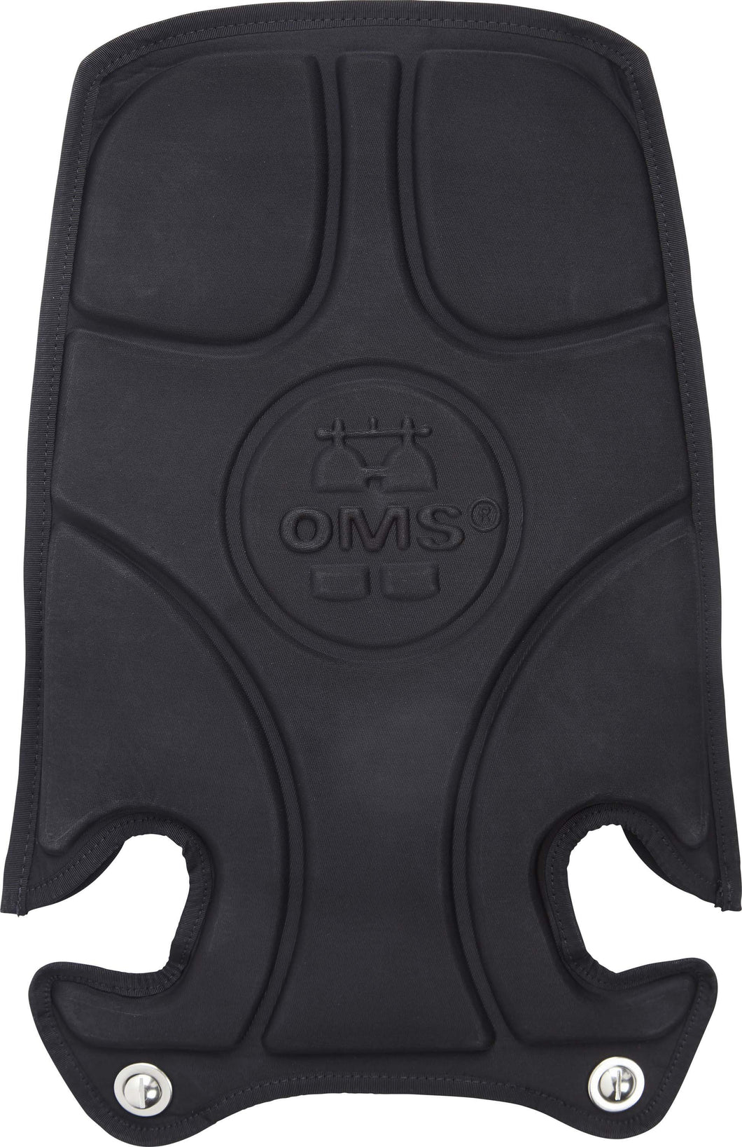 OMS Back Pad NEW (includes Bolts Kit)
