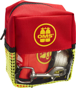 OMS Safety III (Slim Closed 6' / 1.8 meter SMB, Spool 100' & Safety Pocket)