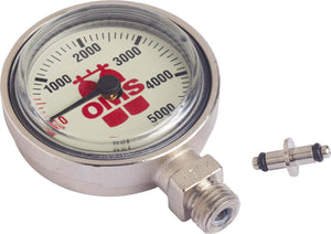 OMS Stage SPG, 0 - 5500 PSI (Including Swivel, without HP Hose)