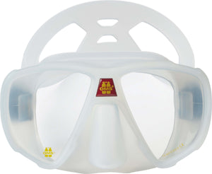 OMS Two Window Frameless Mask Clear Skirt