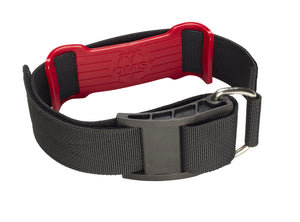 "2"" Nylon Cam Band with Plastic Buckle - 36"" Length & Friction Pad"