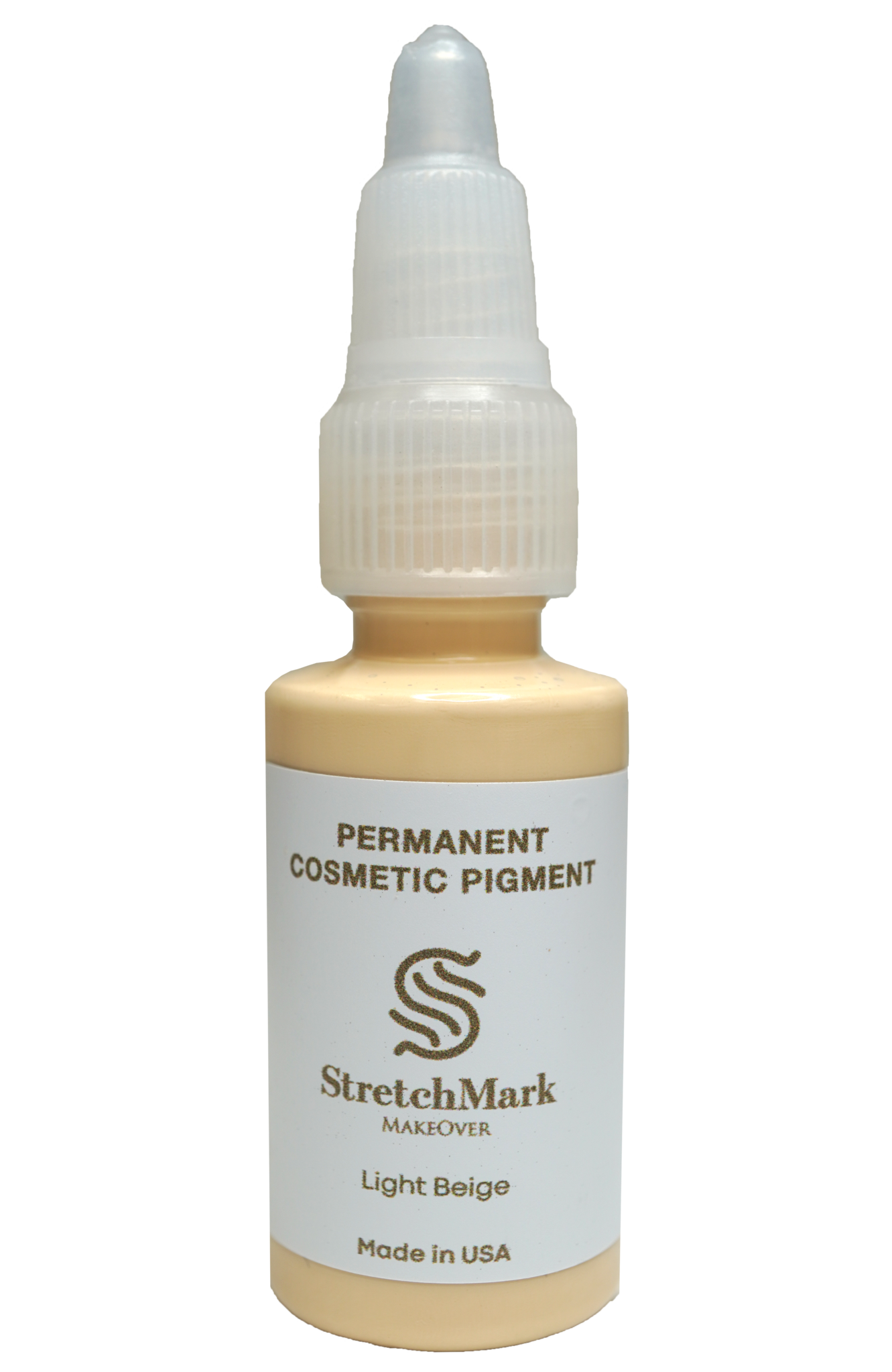Stretch Mark Light Beige Pigment