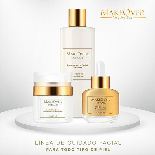 Makeover Facial Kit