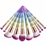 Unicorn Makeup Brush Sets, Makeup Brushes & Tools - Planet Moonbow