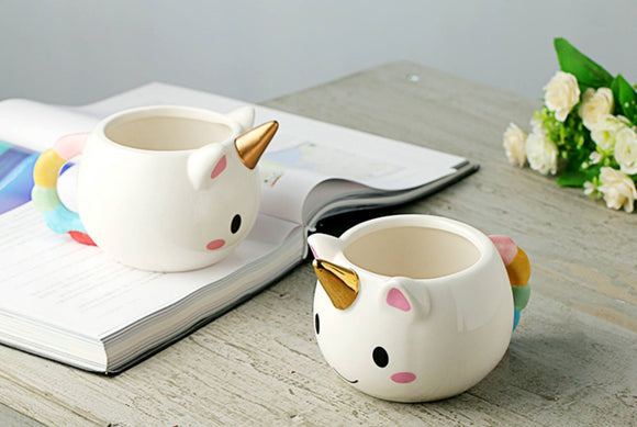 Moonbow Unicorn Mug, Mugs - Planet Moonbow
