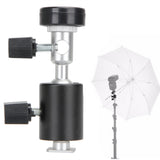 Universal 360°Photography Umbrella Adapter, Photography Accessory - Planet Moonbow