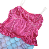 Girls Mermaid Dress, Costumes - Planet Moonbow