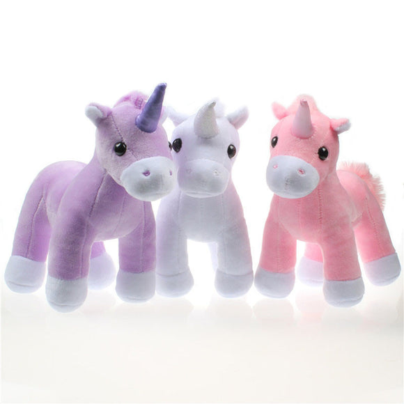 Soft Plush Toy Unicorn Dolls