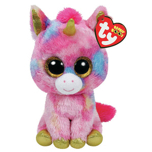 Ty Beanie Boos Unicorn Beanie Babies Plush Toy, Plush Toys - Planet Moonbow