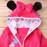 Kids Cartoon Bathrobes, Gowns & Robes - Planet Moonbow