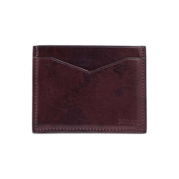 Burgundy_Leather_Minimalist_Wallet_Handmade