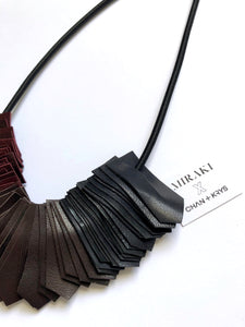 Zero Waste - Fringe Necklace