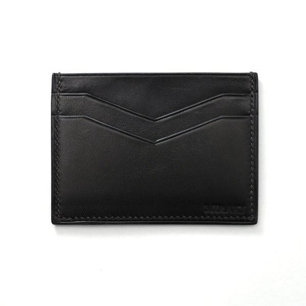 Black-Leather-Wallet-Minimalist-Front-Pocket
