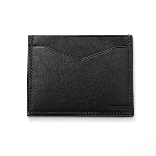 Black-Leather-Wallet-Minimalist-Sunset
