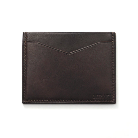 Brown-Leather-Wallet-Minimalist-Sunset