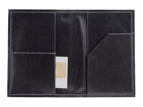 Terminal 3 Passport Wallet (Straight)
