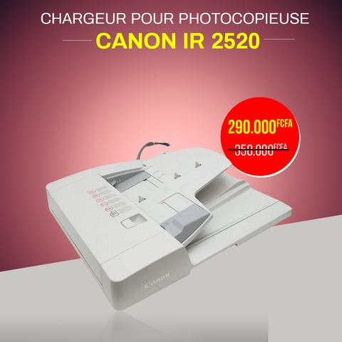 Chargeur canon imagerunner 2520