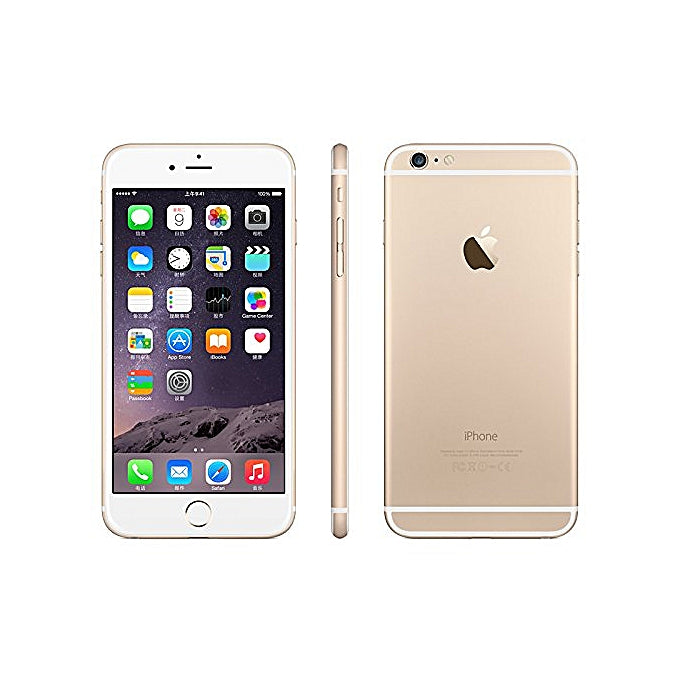 Apple IPhone 6 - 4.7 Pouces - 1 Go Ram - 16 Go - 8 MP - 4G  -Reconditionné - garantie 1 Mois