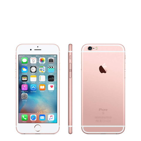 Apple IPhone 6 - 4.7 Pouces - 1 Go Ram - 64 Go - 8 MP - 4G - OR -Reconditionné - garantie 6 Mois