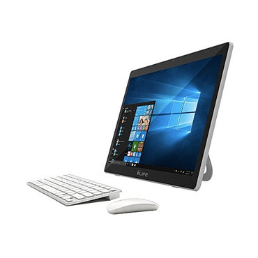 "I-Life Zed PC All-In-One - 17,3"" - 32GB + 500GB - 3GB - Bluetooth - Wi-Fi - Windows 10 - Argent"