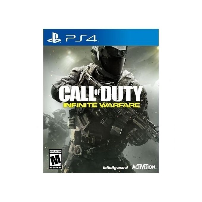 Sony PlayStation Call Of Duty Infinite Wafare - PS4