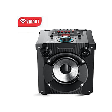 SMART TECHNOLOGY Système Audio - FM Radio /USB/SD Card/MP3 - STHP-555M - Noir
