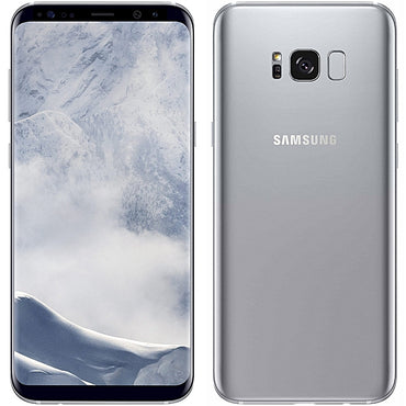 "Samsung Galaxy S8 - 5.8"" - 12Mpx - 64 Go - 4 Go - Argent"