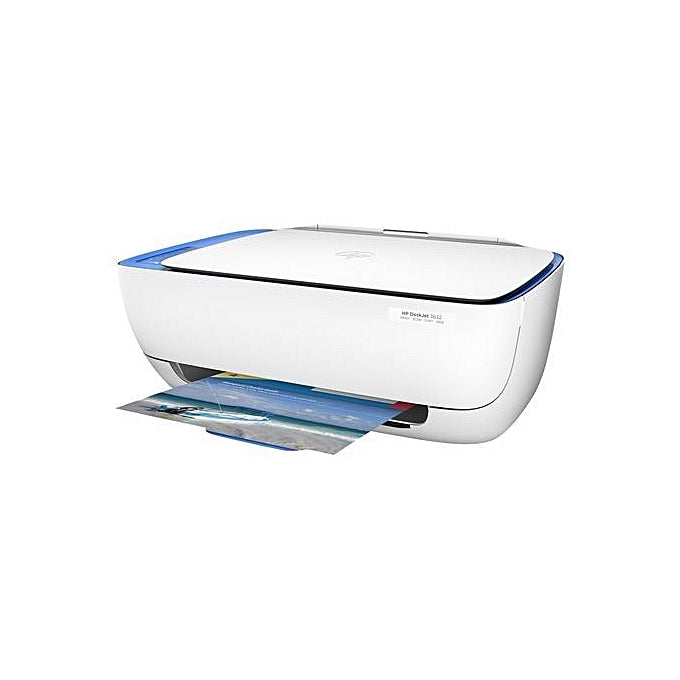 HP Imprimante Hp Deskjet 3632 - Copieur - Scanner - Wifi - Blanc