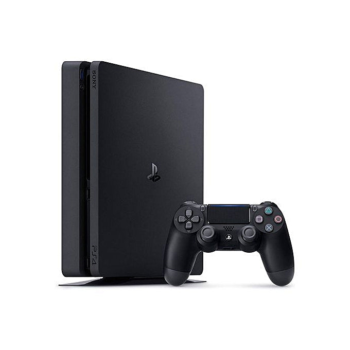 Sony Playstation 4 Slim - 500 GB - Noir