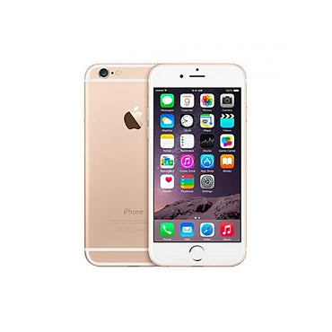 Reconditionné - toujours scellé  Apple Iphone 6 - 4.7 Pouces - 1Go Ram - 16 GB - 8 MP - 4G - Gold