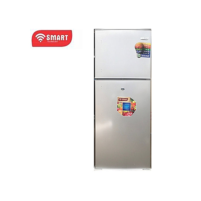 SMART TECHNOLOGY Réfrigérateur 2 Battants - Classe A+ - 175 L - STR-285H - ARGENT - Garantie 12 Mois