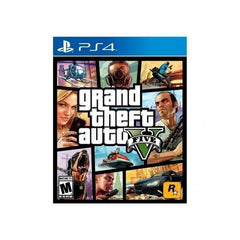 Rock Star Grand Theft Auto 5 (GTA) - PS4