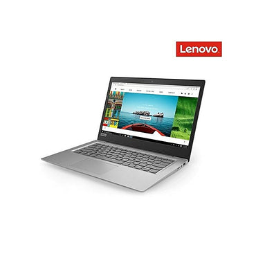 Pc Portable Lenovo Ideapad IP 120S - 11.6 Pouces - Celeron N3350 - 4Go - 500 Go - Freedos - Gris