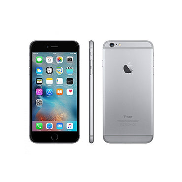 Apple IPhone 6s Plus - 5.5 Pouces - 4G LTE - 16 Go - 2Go RAM- 12Mpx - Gris- Reconditionné -Garantie 1 Mois