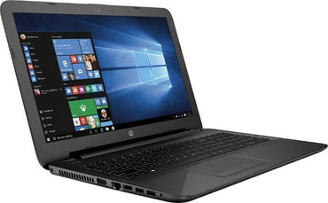 HP Ordinateur Portable HP - 15 - Dual Core - 4Go Ram - 500Go HDD - Noir