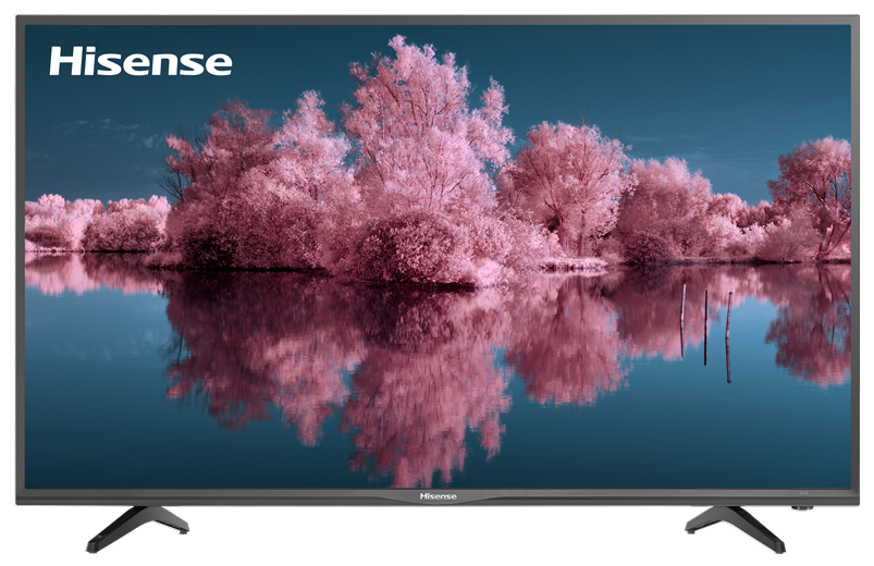 "TV LED 39"" -HISENSE- Full HD- HDMI- USB-VGA- Noir"