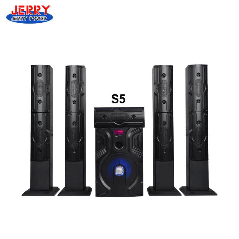 Jerry Power Home Cinema 5.1 Home Theatre System