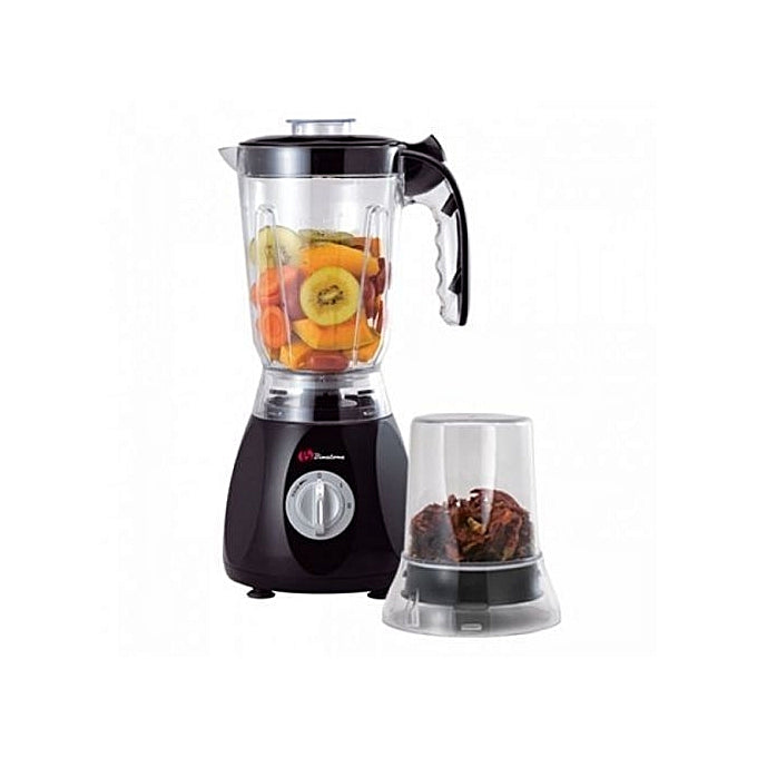 Mixeur Binatone - Blender BLG-555 - 1.5 L  Incassable - 450 W - Noir