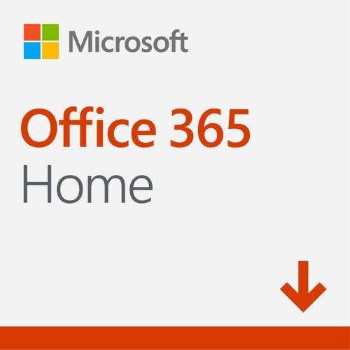 MS Office 365 Home 1 PC/MAC